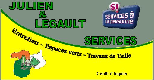 Logo JULIEN ET LEGAULT SERVICES