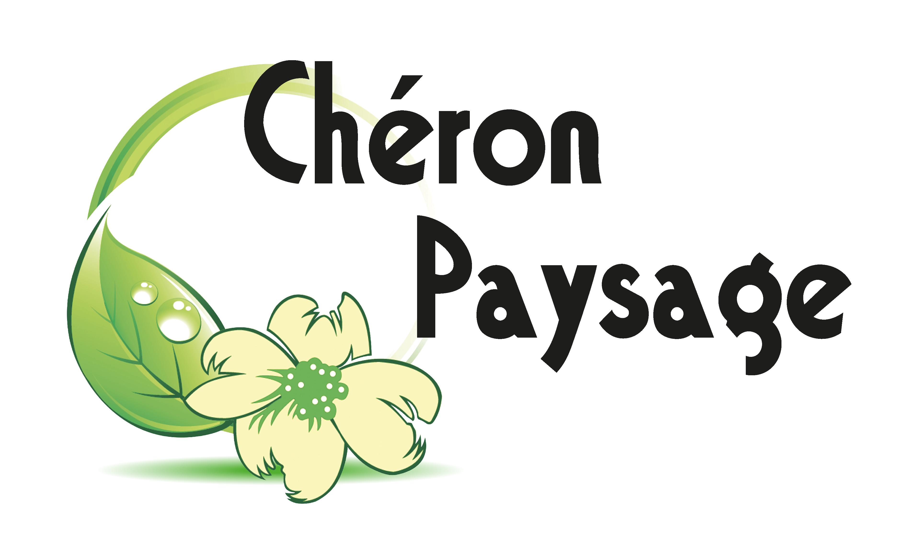 Logo CHERON PAYSAGE