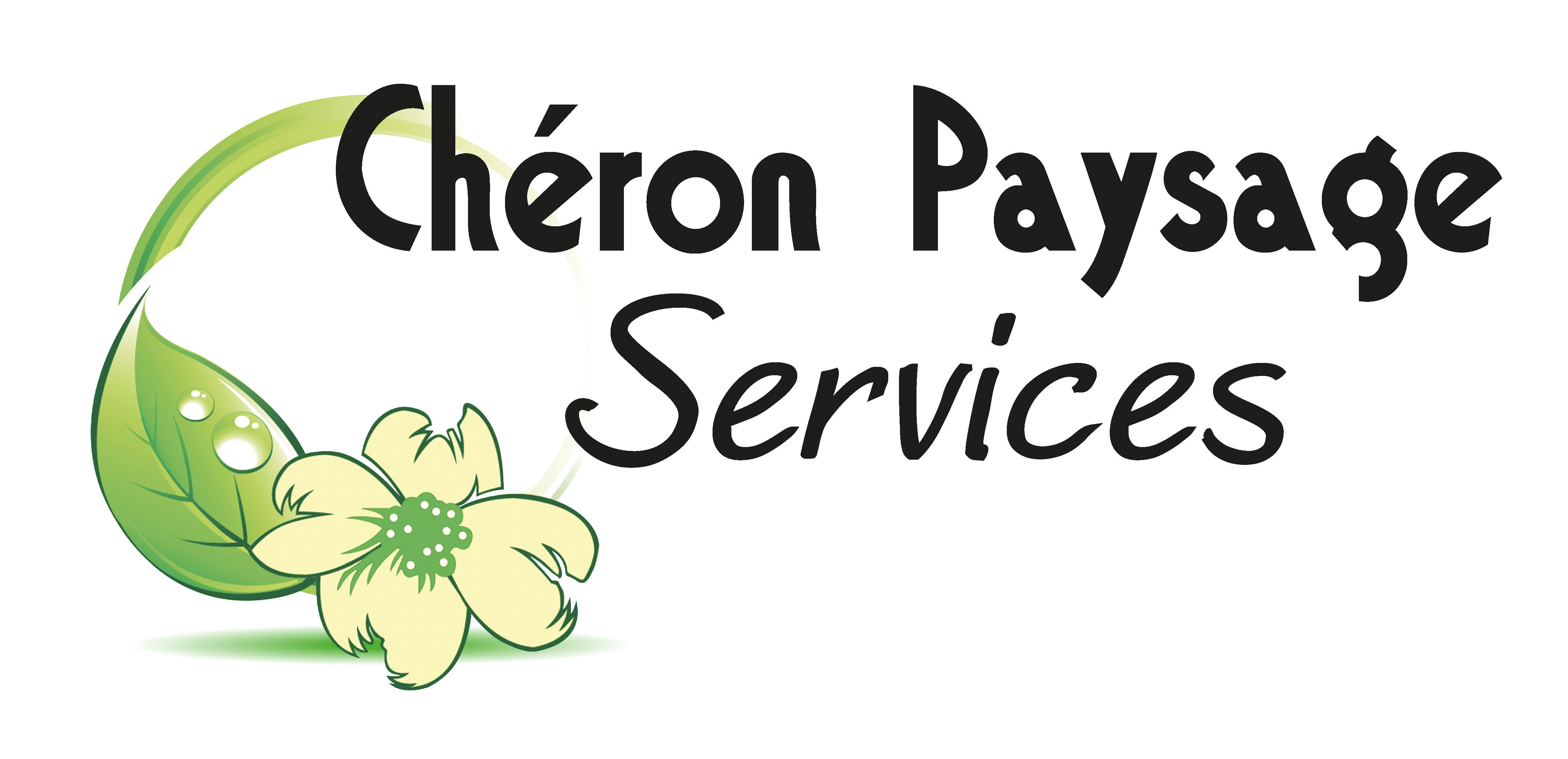 Logo CHERON PAYSAGE SERVICES