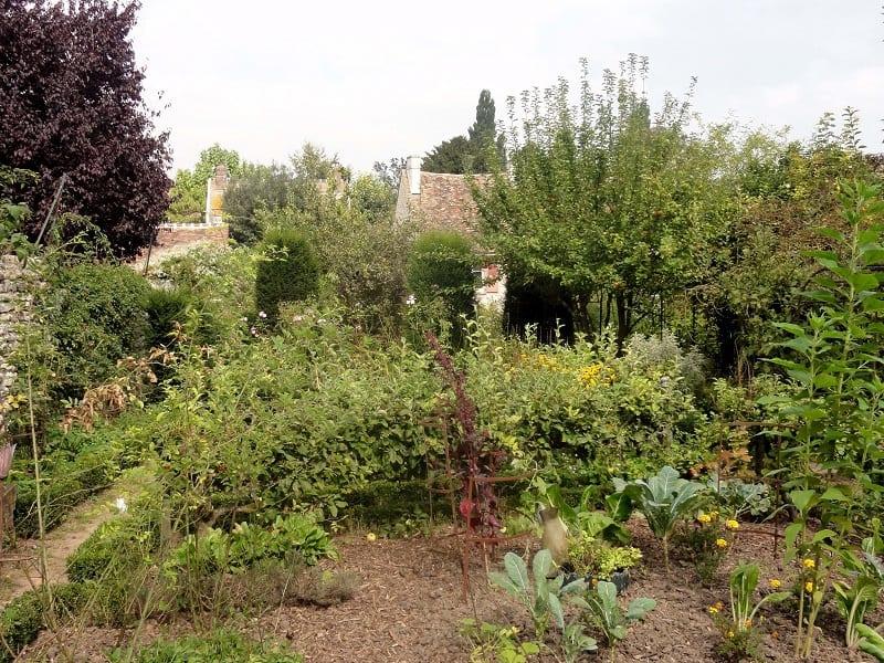 Jardin de curé