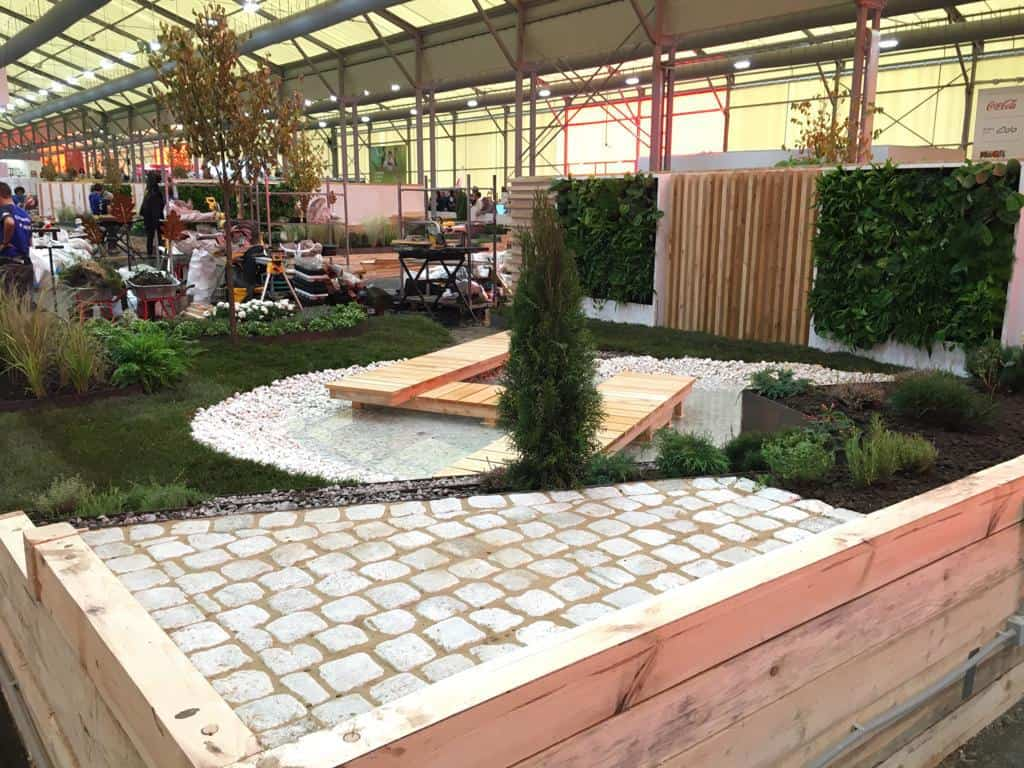 Le jardin de Louis et Baptiste - Kazan 2019