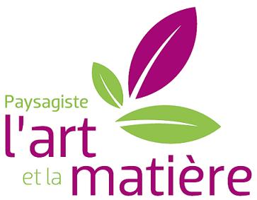Logo L'ART ET LA MATIÈRE PAYSAGISTE
