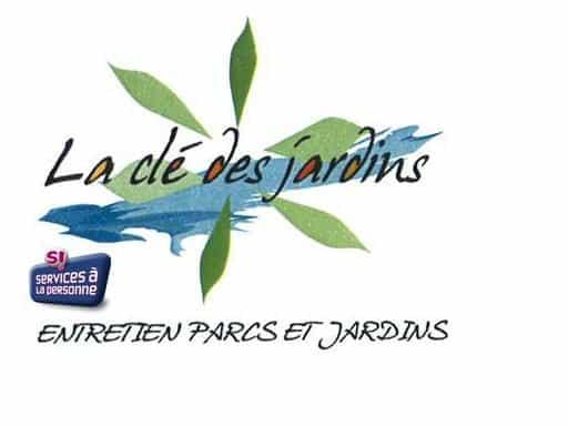 Logo LA CLE DES JARDINS