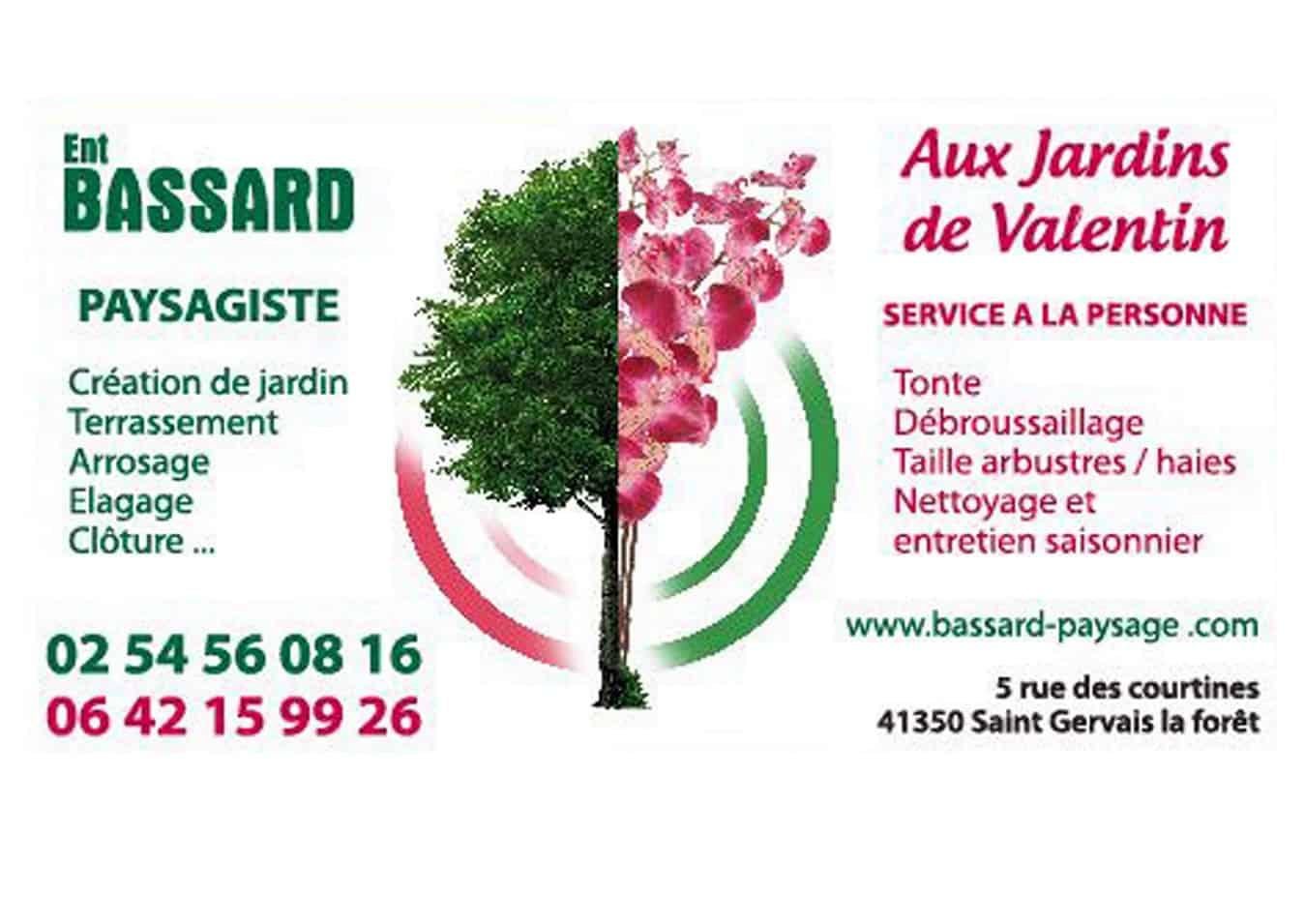 Logo BASSARD ENTREPRISE