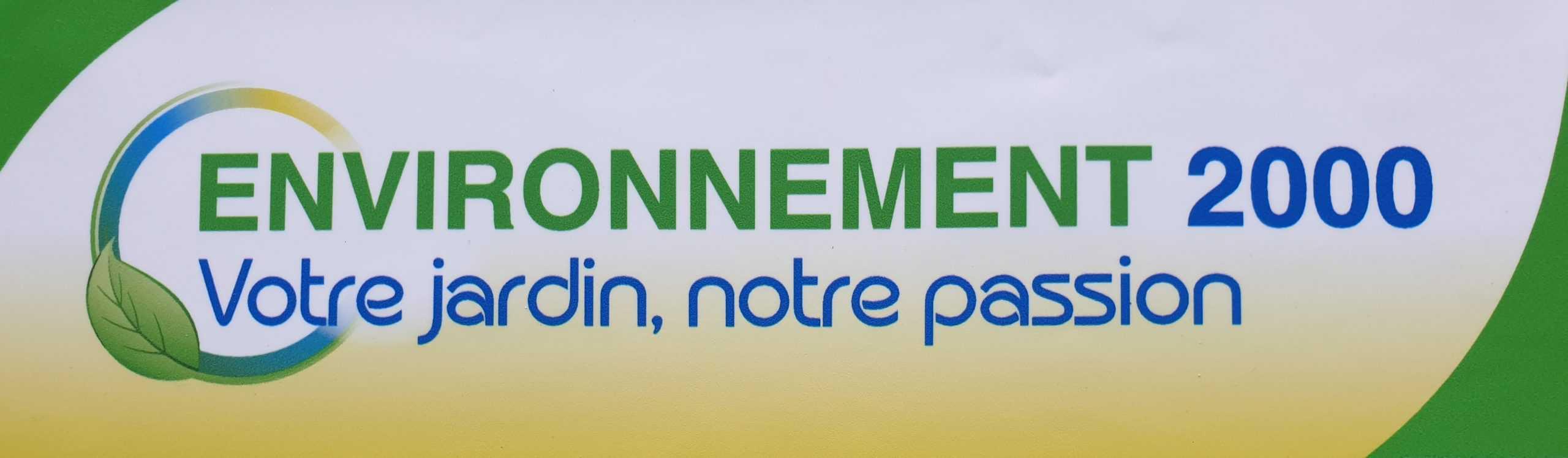 Logo ENVIRONNEMENT 2000+ SARL