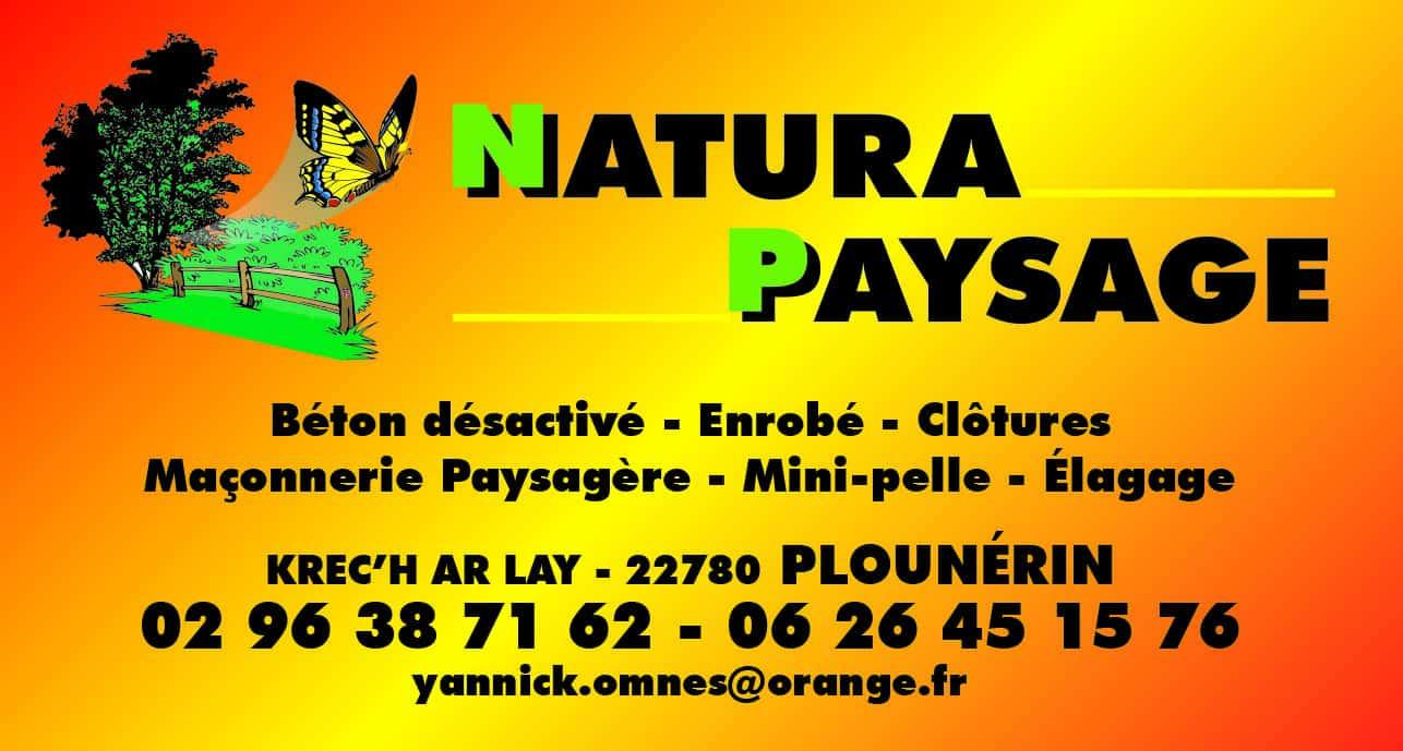 Logo NATURA PAYSAGE