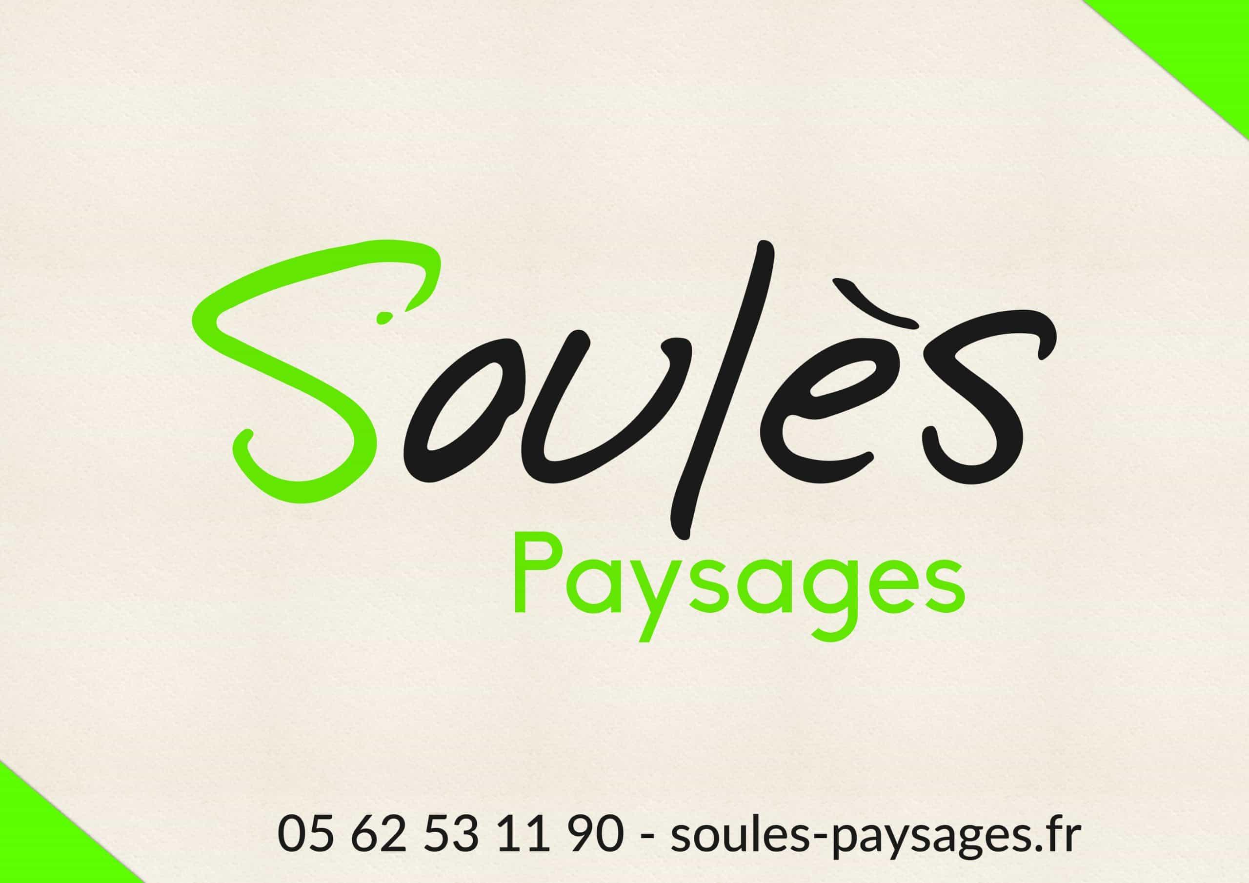 Logo SOULES SERVICES ESPACES VERTS