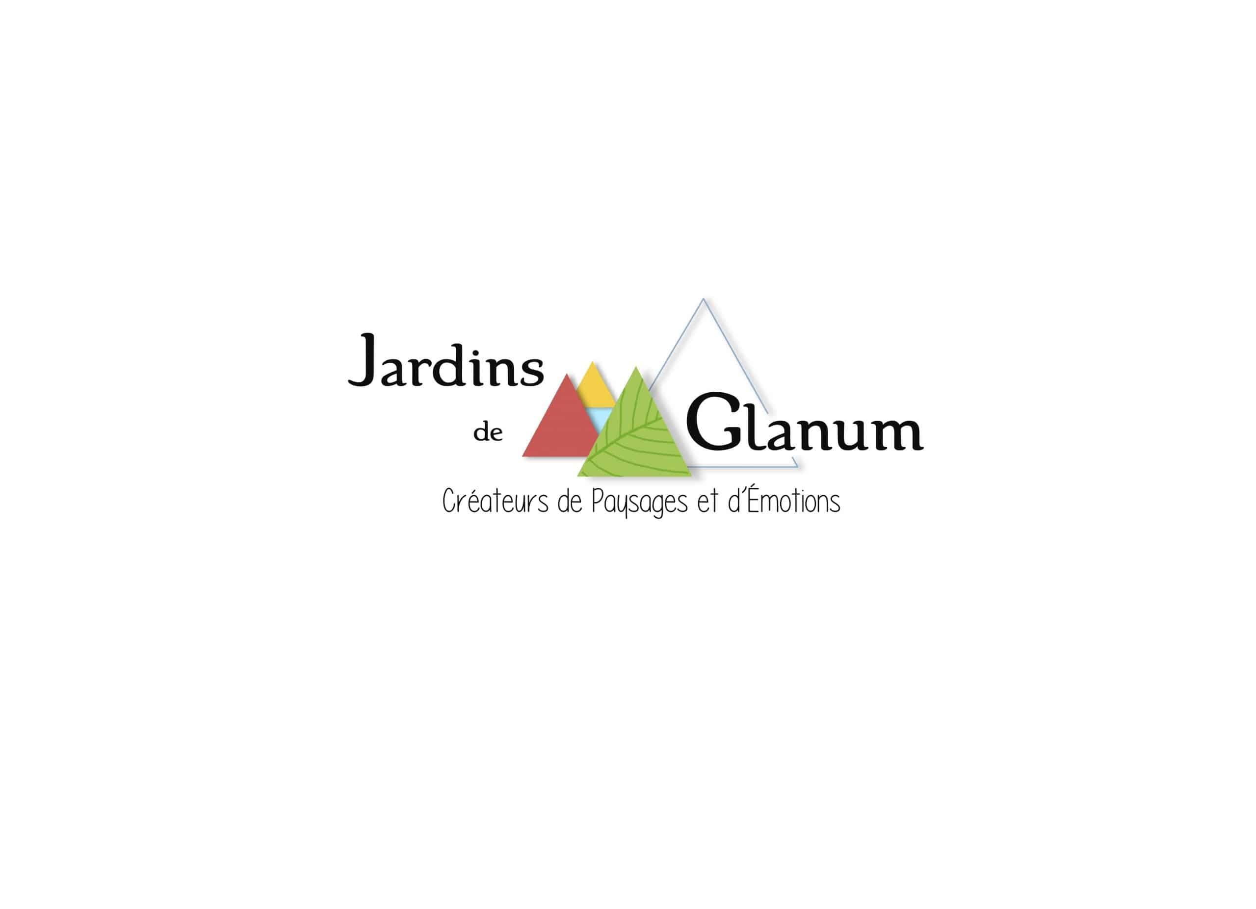 Logo LES JARDINS DE GLANUM