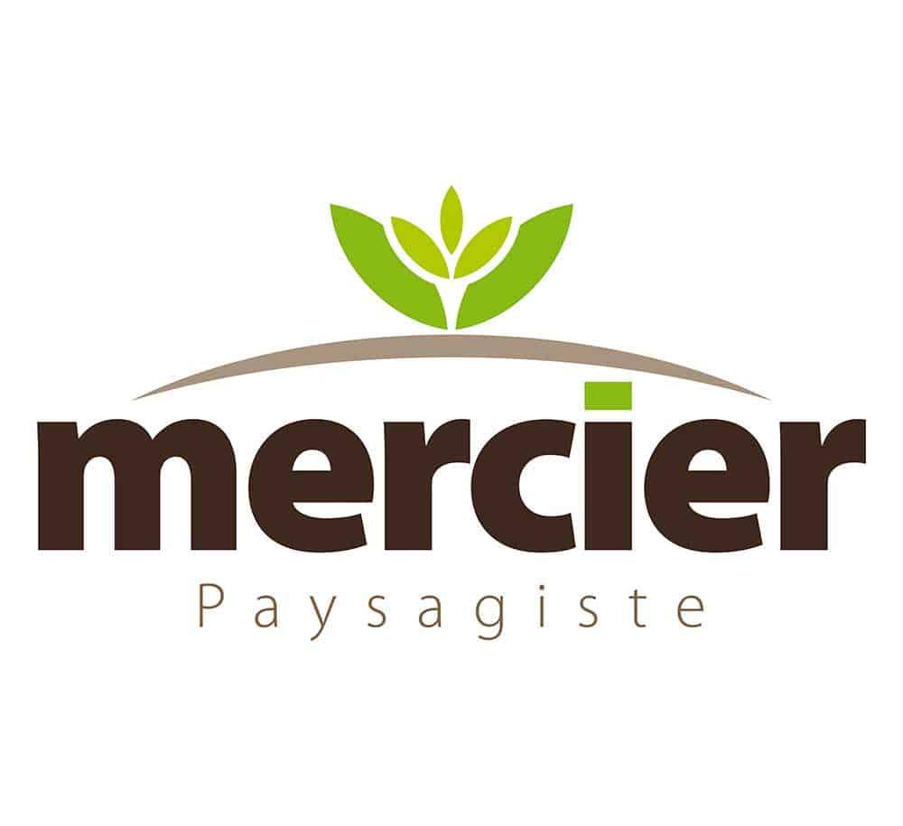 Logo MERCIER PAYSAGE