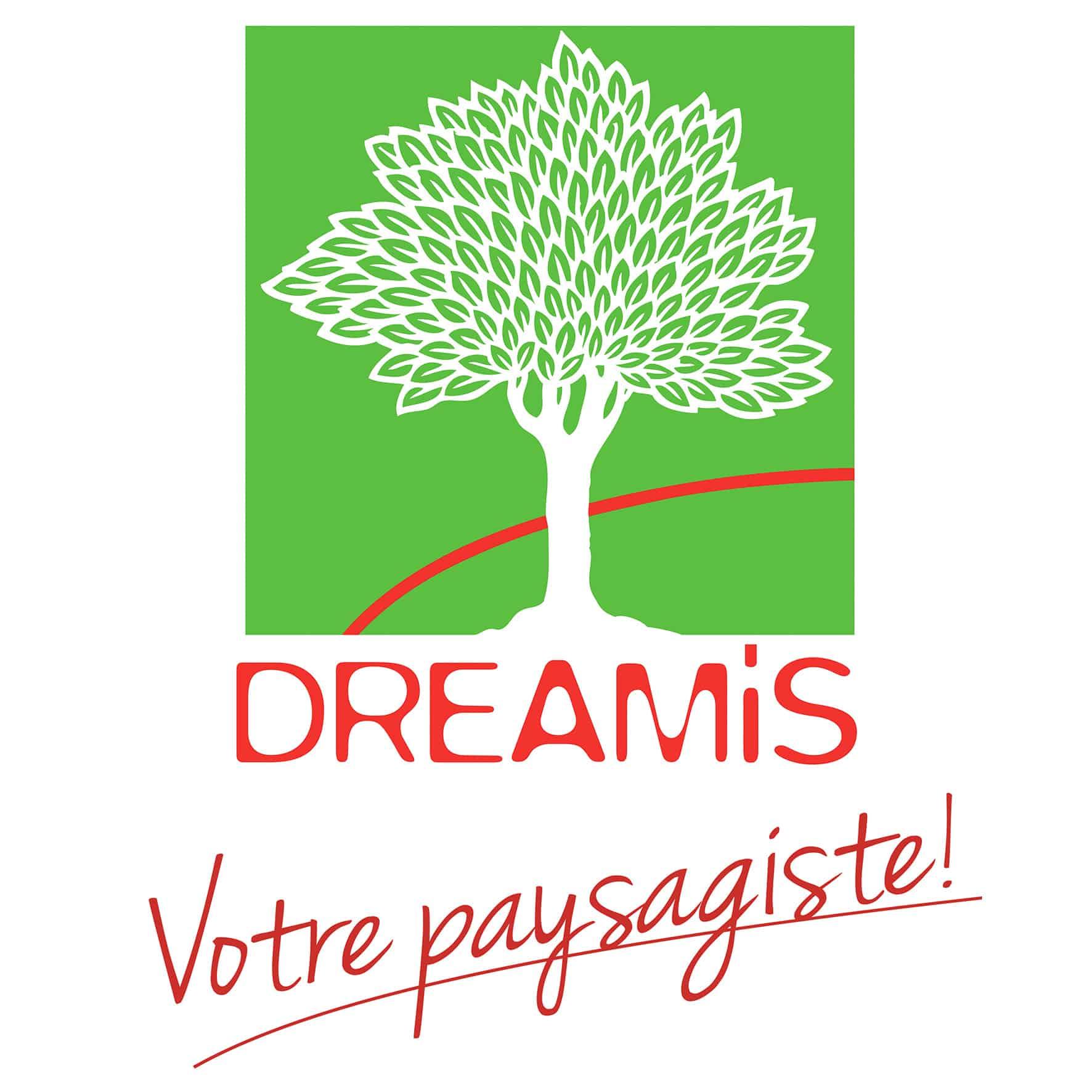 Logo DREAMIS JARDINS PAYSAGES