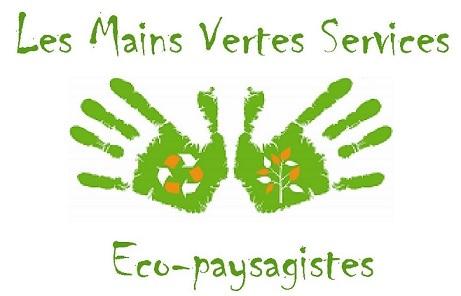 Logo LES MAINS VERTES SERVICES