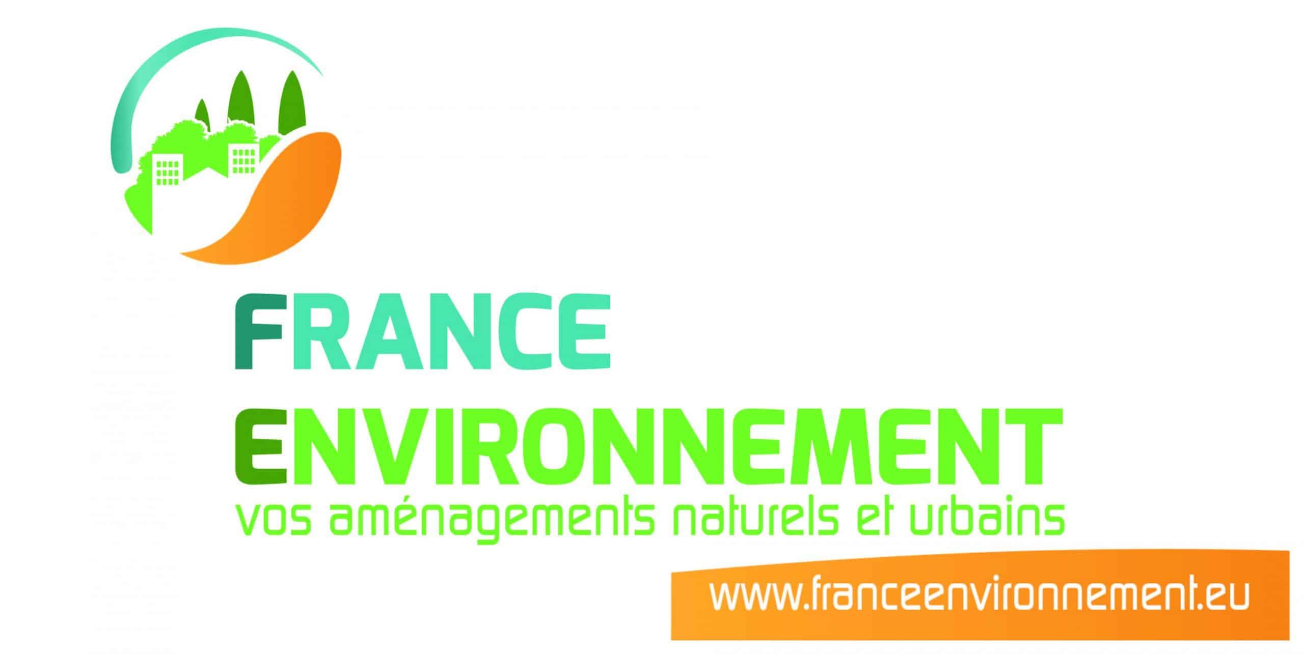 Logo FRANCE ENVIRONNEMENT