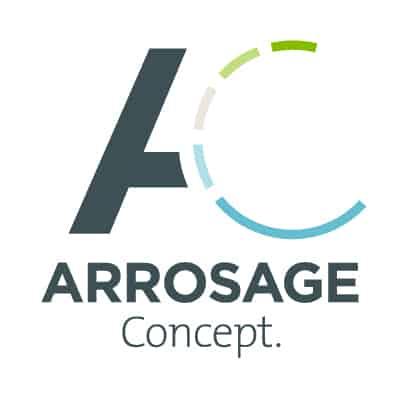 Logo ARROSAGE CONCEPT