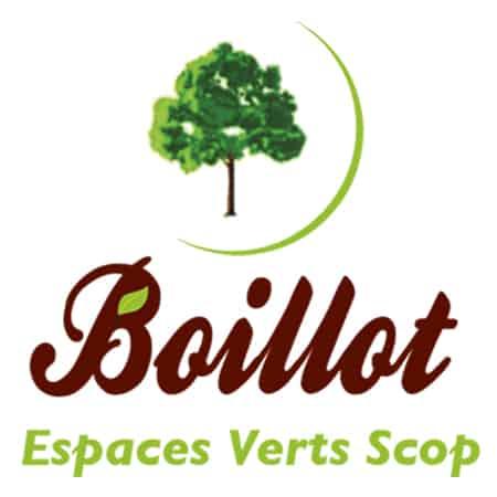 Logo BOILLOT ESPACES VERTS