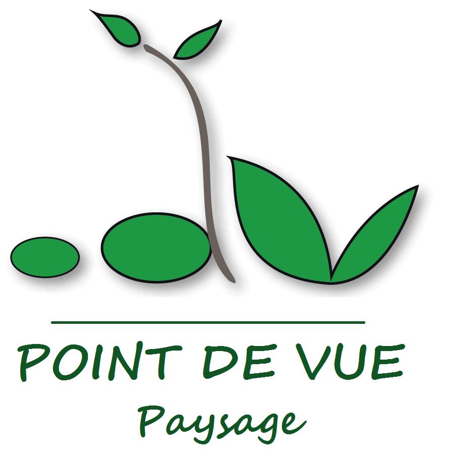 Logo POINT DE VUE PAYSAGE