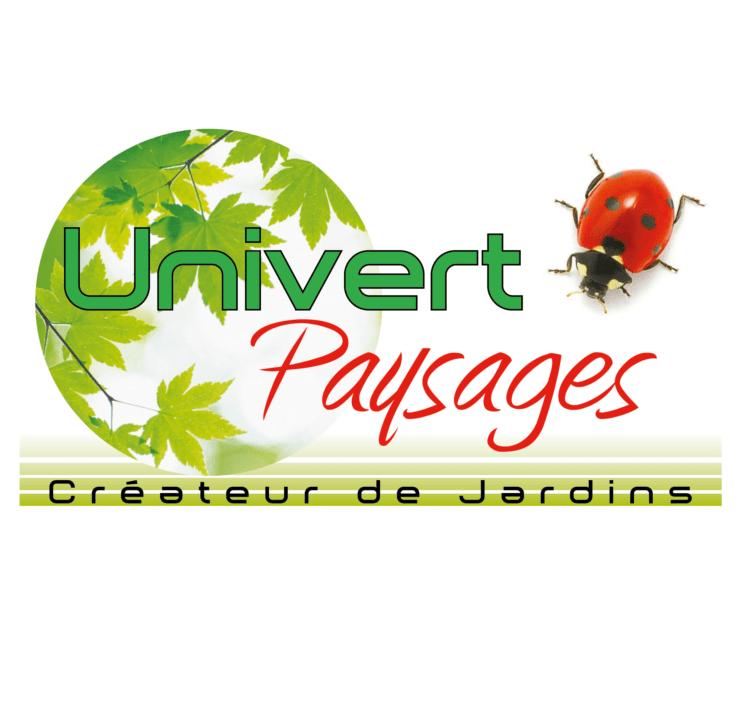 Logo UNIVERT PAYSAGES