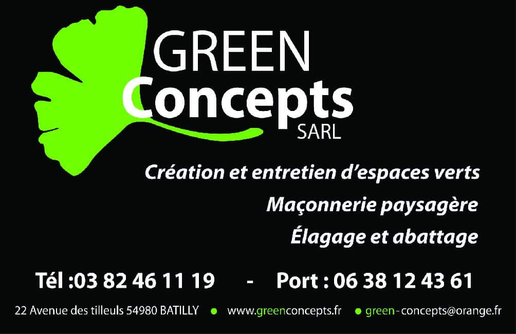 Logo GREEN CONCEPTS