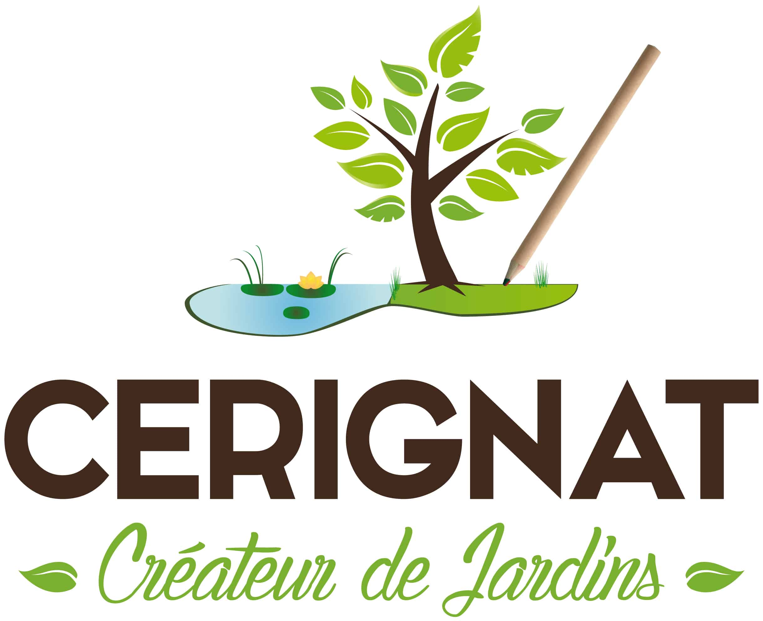 Logo CERIGNAT PAYSAGES
