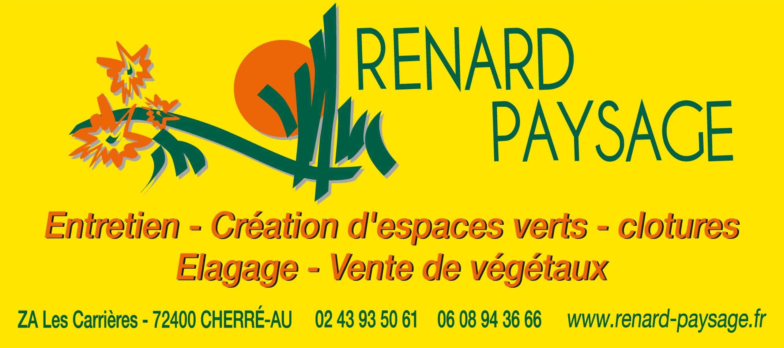Logo CLORENE BY RENARD PAYSAGE