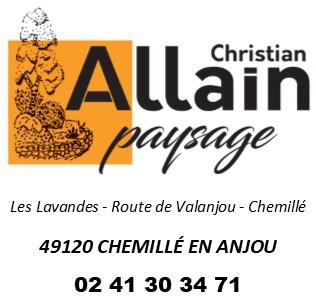 Logo CHRISTIAN ALLAIN PAYSAGE