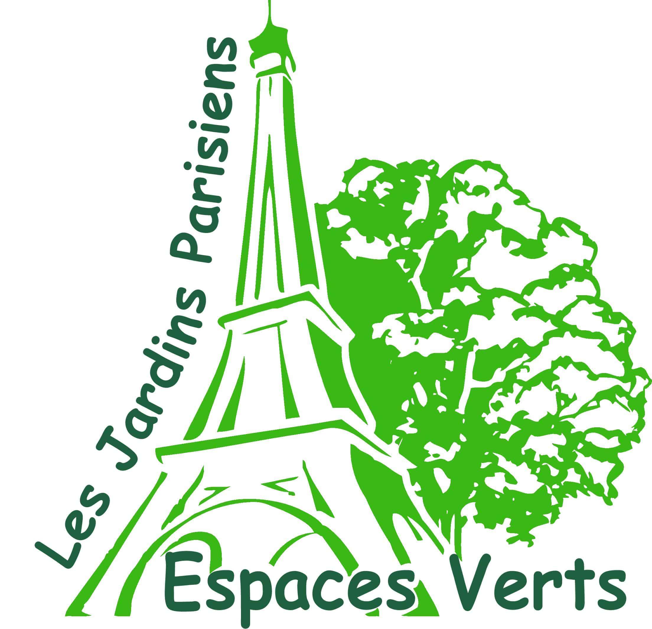 Logo LES JARDINS PARISIENS