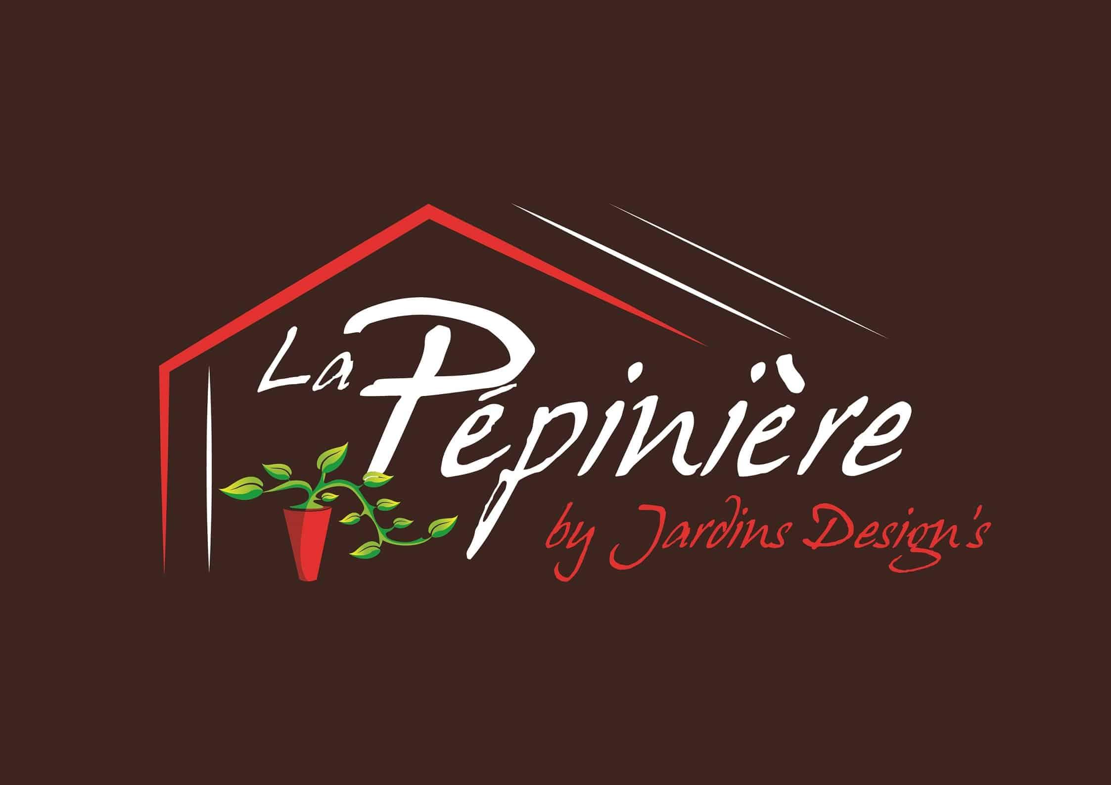 Logo SAS LA PEPINIERE BY JARDINS DESIGN'S