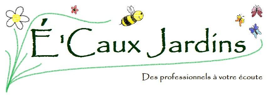 Logo E'CAUX JARDINS