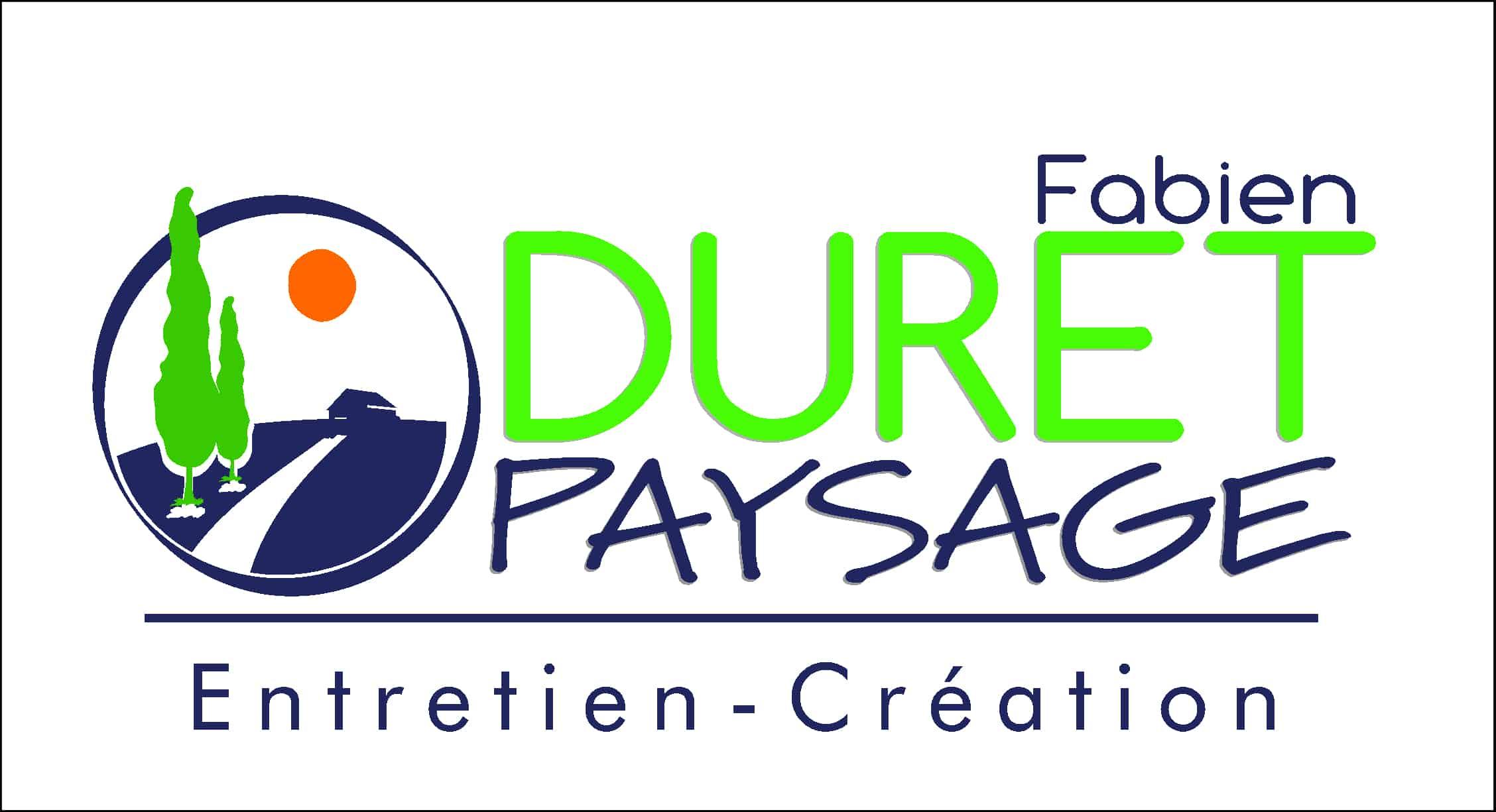 Logo FABIEN DURET PAYSAGE