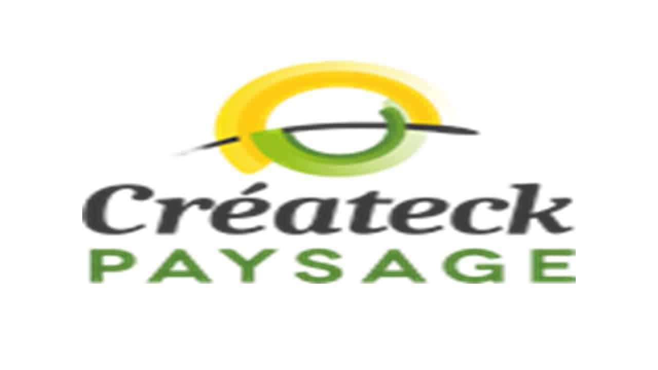 Logo CREATECK PAYSAGE