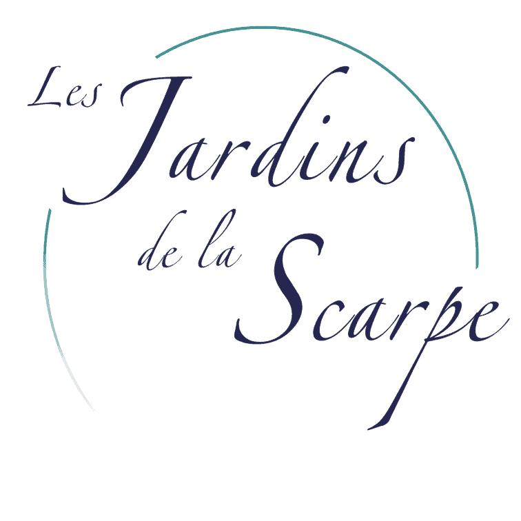 Logo LES JARDINS DE LA SCARPE