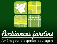 Logo AMBIANCES JARDINS