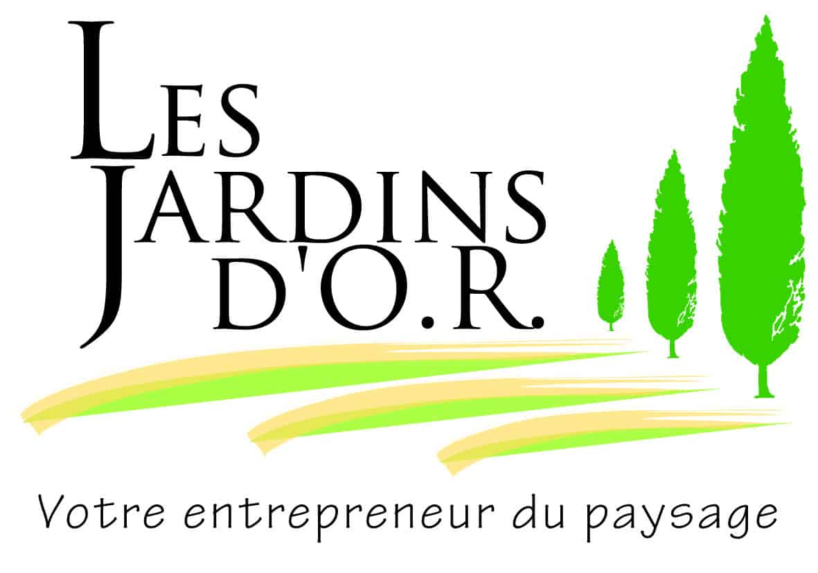 "Logo SEGSOR SARL ""LES JARDINS D'OR"""