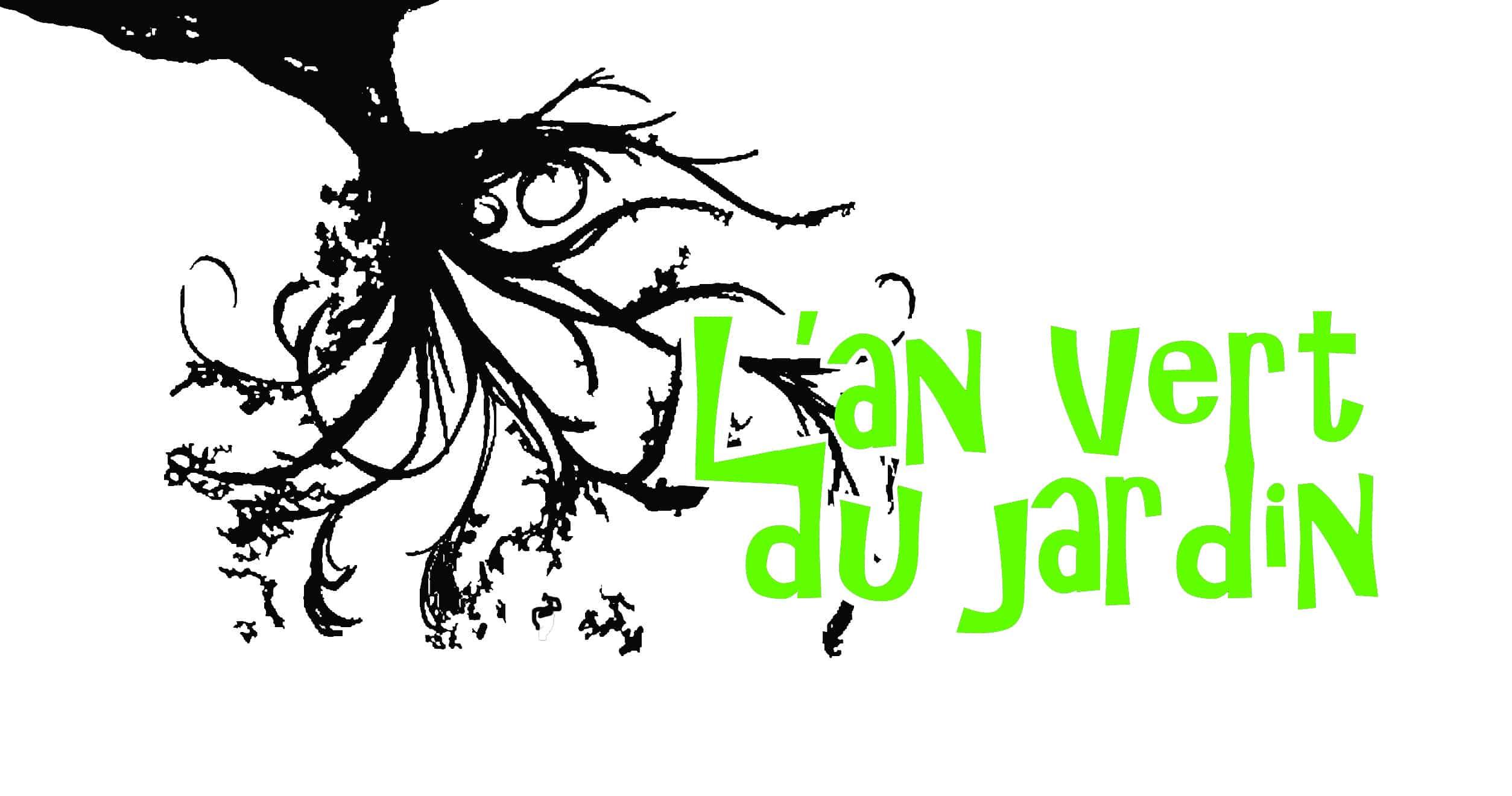 Logo L'AN VERT DU JARDIN