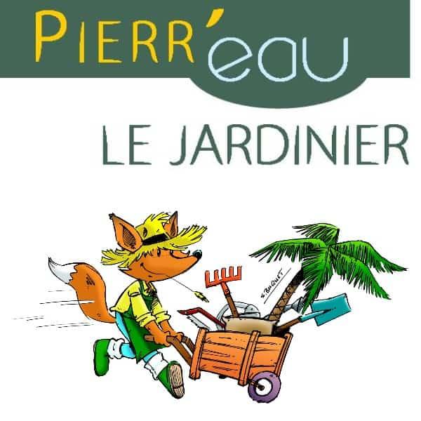 Logo PIERR'EAU LE JARDINIER EURL