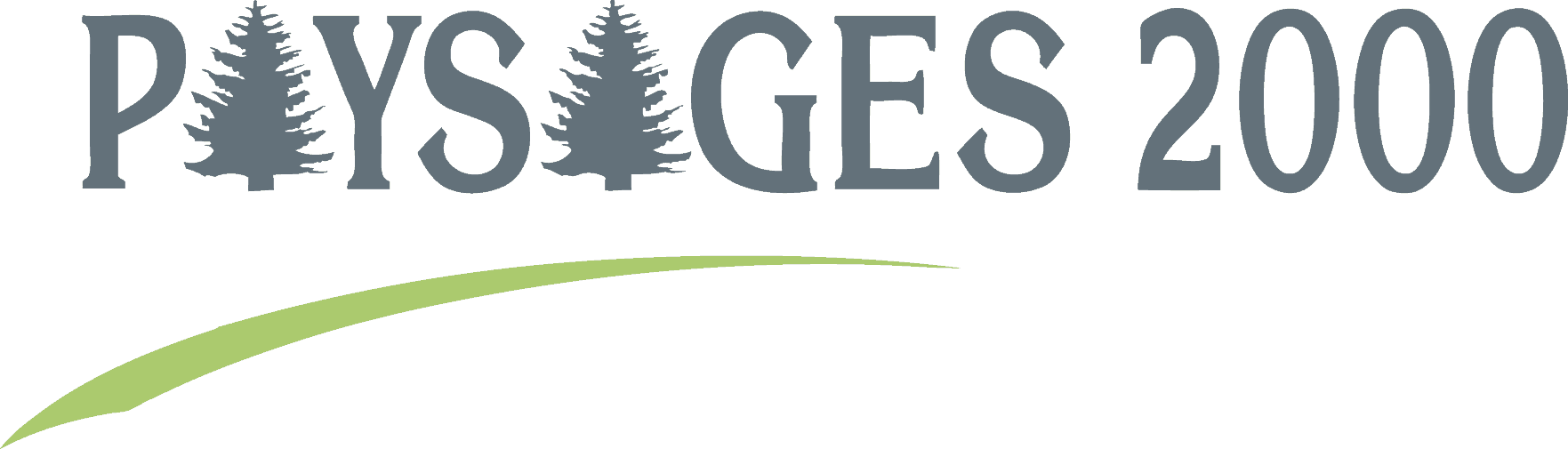 Logo PAYSAGES 2000