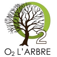 Logo O2 L'ARBRE