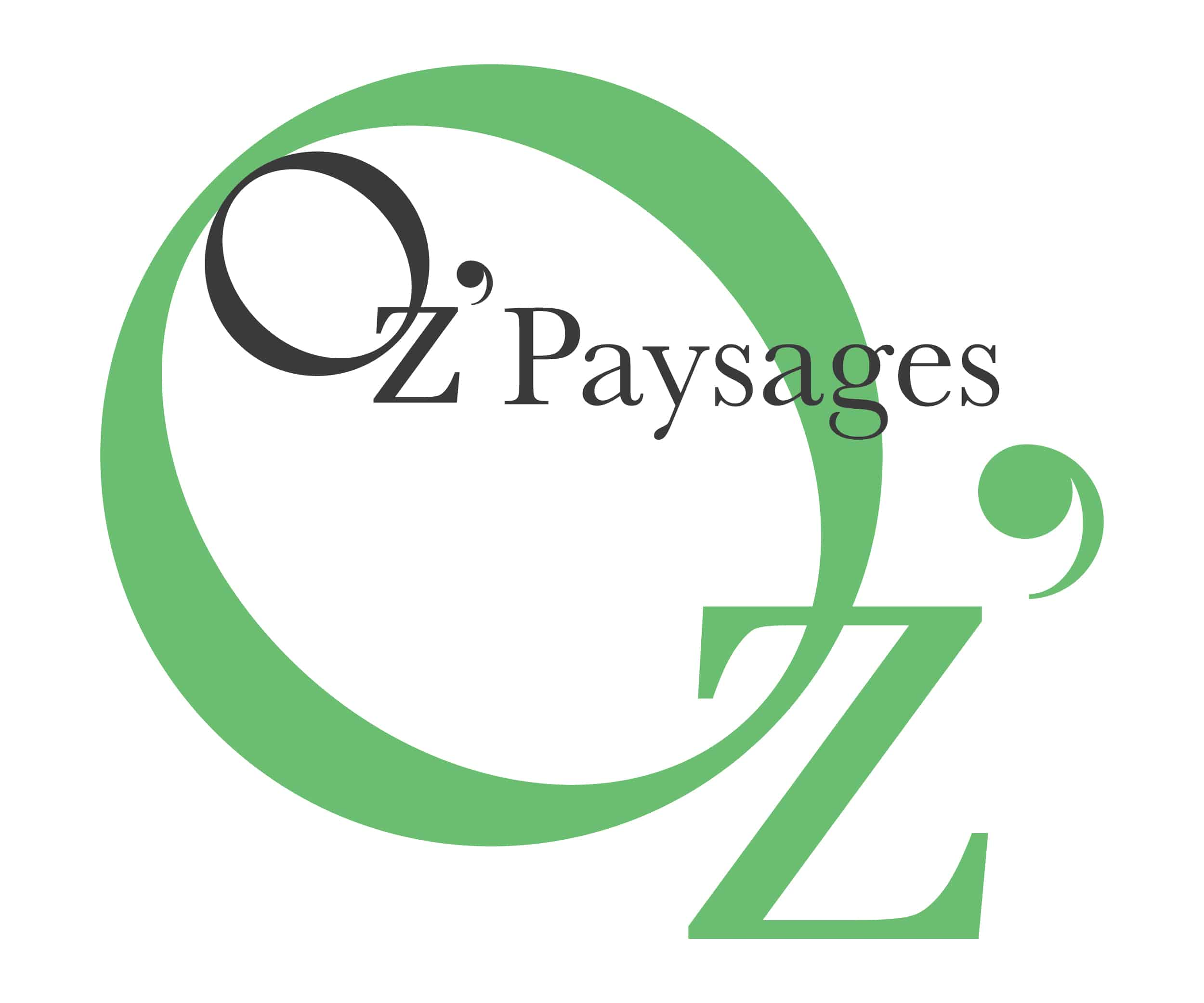 Logo OZ'PAYSAGES