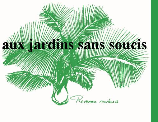 Logo AUX JARDINS SANS SOUCIS