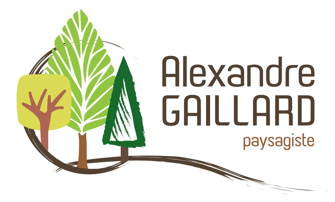 Logo ALEXANDRE GAILLARD PAYSAGISTE