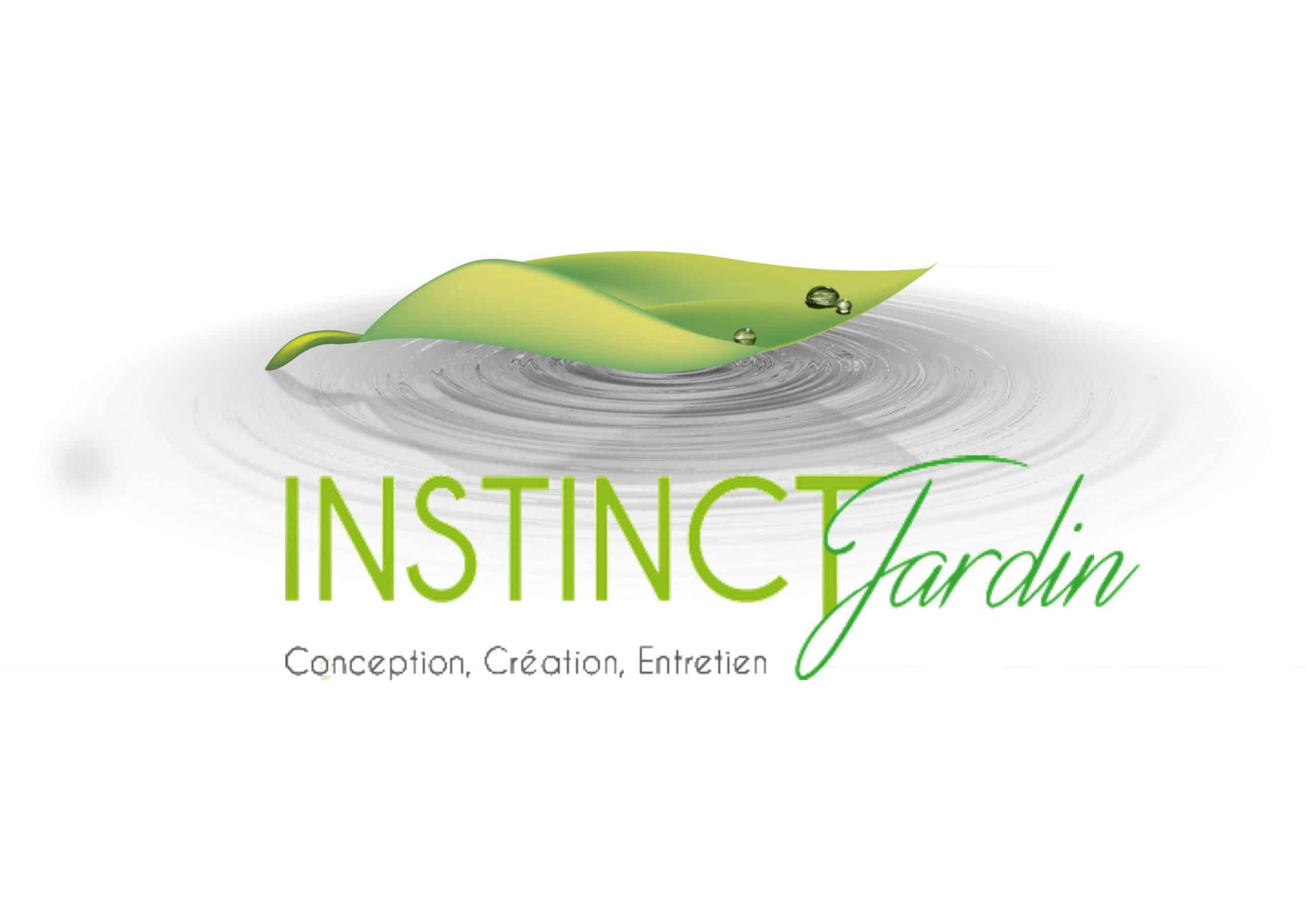 Logo INSTINCT JARDIN