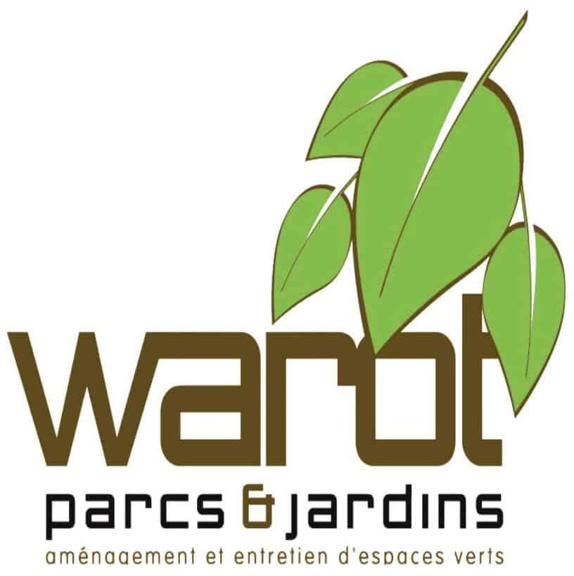 Logo PARCS ET JARDINS WAROT