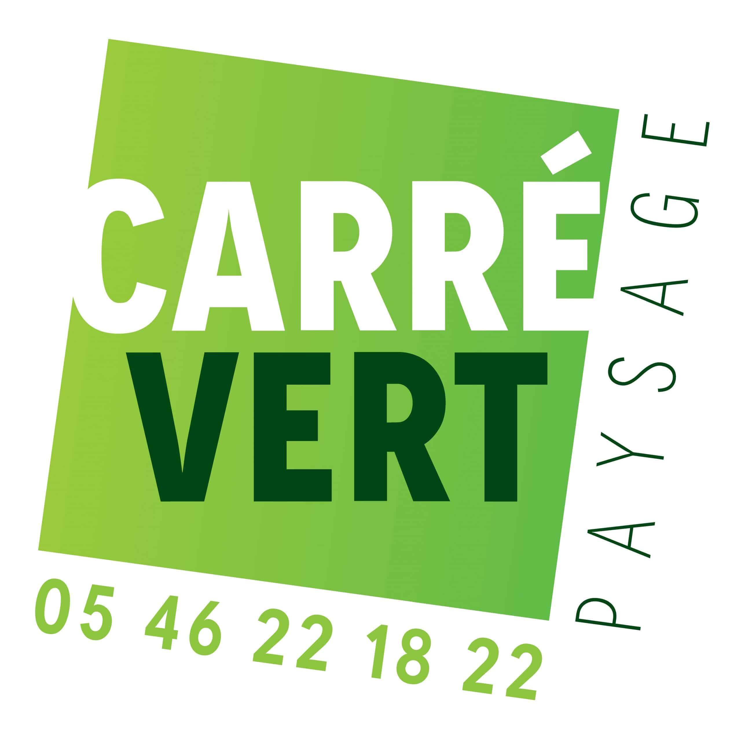 Logo CARRE VERT PAYSAGE