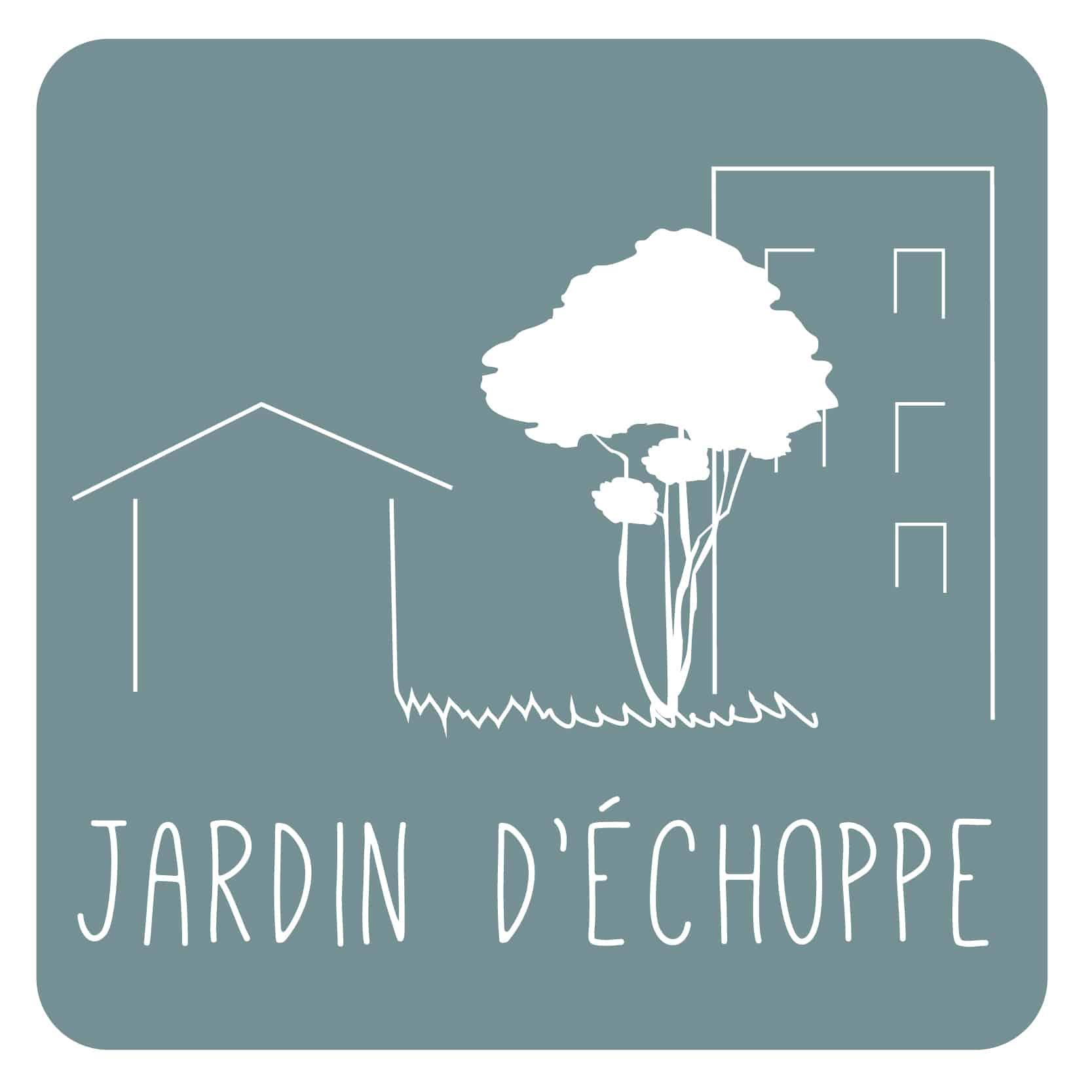 Logo JARDIN D'ECHOPPE