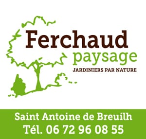 Logo FERCHAUD THIERRY