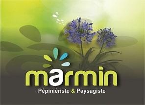 Logo MARMIN ESPACES VERTS