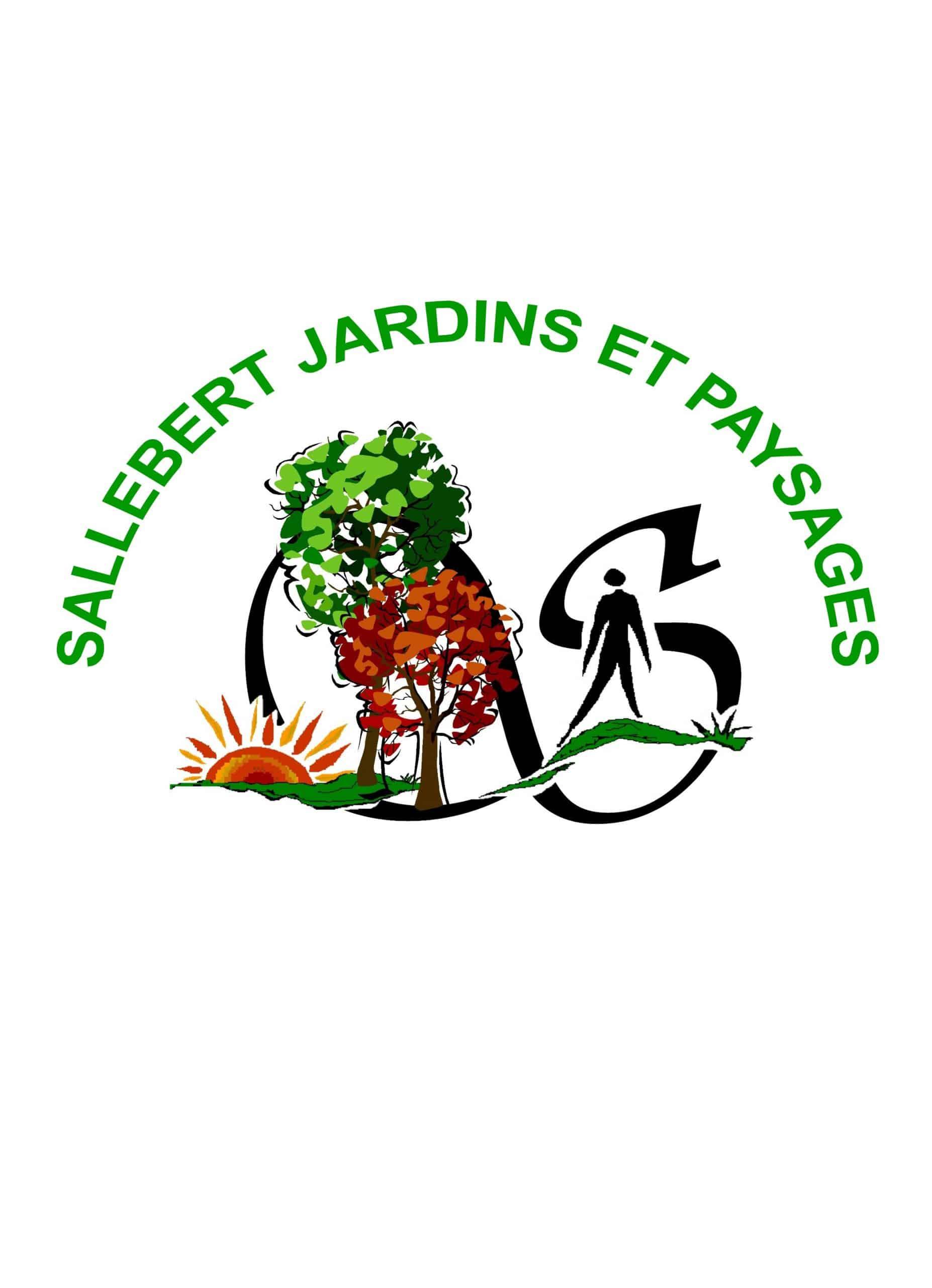 Logo SALLEBERT JARDINS ET PAYSAGES