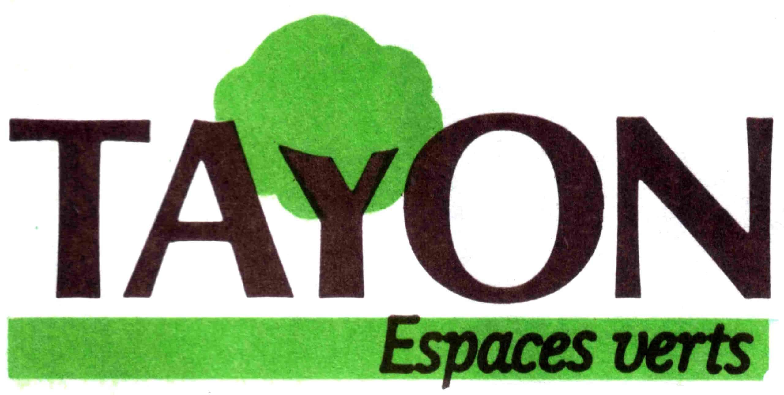 Logo TAYON SAS ESPACES VERTS