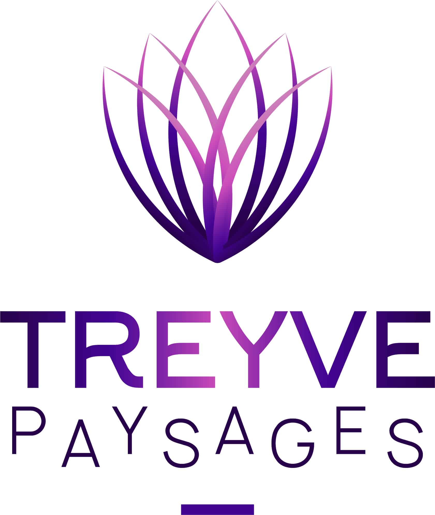 Logo TREYVE PAYSAGES