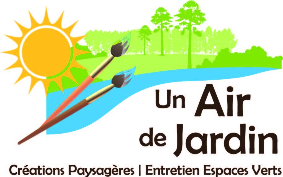 Logo UN AIR DE JARDIN