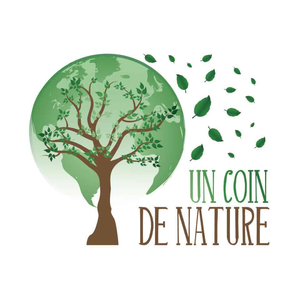 Logo UN COIN DE NATURE – EIRL FABRICE MARIE